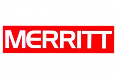 Merritt Sticker Red Frame