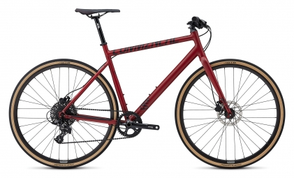 Velo de ville commencal fast city bike 700c rouge 2019 l 178 190 cm