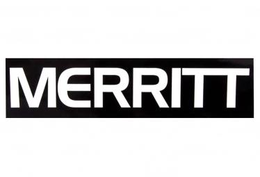 Merritt Sticker Frame Black
