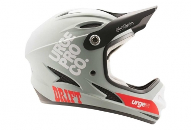 Casque integral enfant urge drift gris mat 2019 kid l 51 52cm