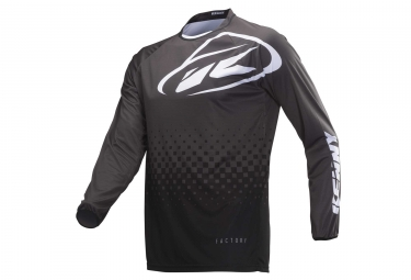 Kenny Factory Long Sleeves Jersey Grey