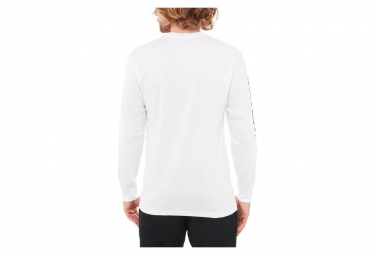 T-Shirt Manches Longues Vans Crossed Sticks Blanc