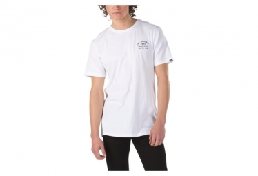 T shirt manches courtes vans spring training blanc xl