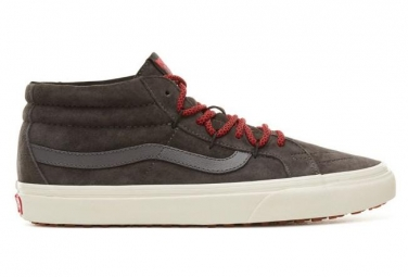 Vans Mid-Hi Shoes Sk8-Mid Reissue G Forged Iron/Marshmallow