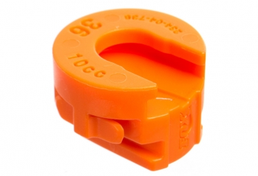 Fox Racing Shox Spacer 10cc FLOAT 36 Orange