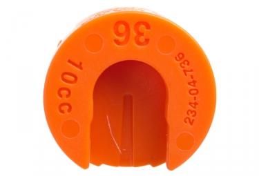 Fox Racing Shox Token 10cc Float 36 Orange