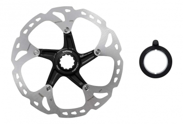 Disque de frein shimano rt em800 centerlock noir 180 mm