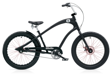 ELECTRA 2015 Beach Cruiser STRAIGHT 8 3I Black