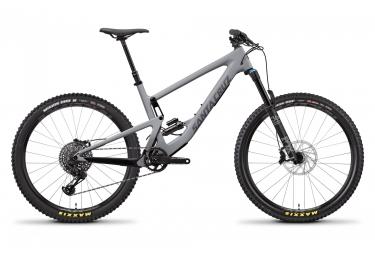 Vélo Tout-Suspendu Santa Cruz Bronson 3 C Carbone 27.5´´ Sram GX Eagle 12V Gris 2019