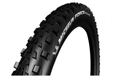 Pneu vtt michelin force enduro competition line 26 tubeless ready souple gravity shield gum x e bike 2 35