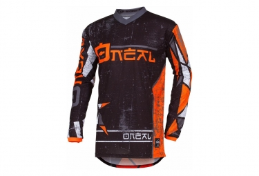Maillot Manches Longues O'Neal Element Zen Orange