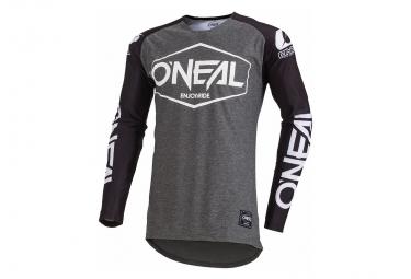O'Neal Long Sleeves Jersey Mayhem Lite Hexx Grey/Black