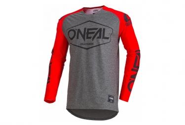 O'Neal Long Sleeves Jersey Mayhem Lite Hexx Grey/Red