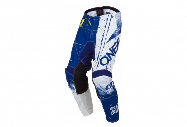 Oneal element pants shred blue 34 50