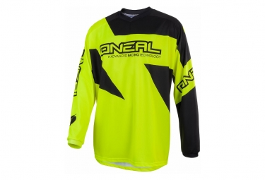 O'Neal Long Sleeves Jersey Matrix Ridewear Neon Yellow