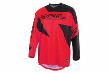 Maillot Manches Longues O'Neal Matrix Ridewear Rouge
