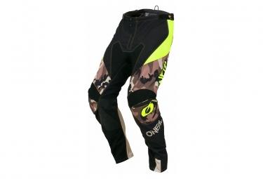 Oneal mayhem lite pants ambush neon yellow 34 50