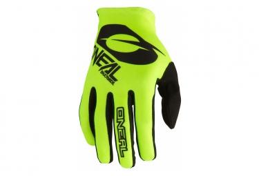 O'Neal Matrix Gloves - Jaune / Fluo / Noir