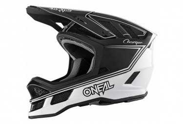 Casque Intégral O'Neal Blade Charger Noir / Blanc