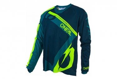 Maillot Manches Longues O'Neal Element Fr Hybrid Vert
