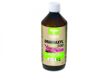 Complement alimentaire stc nutrition drainaxyl 500 vegan 500 ml fruits rouges