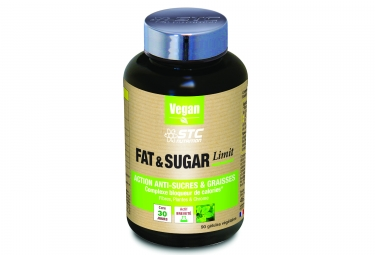 STC Nutrition - Fat & Sugar Limit - 90 capsules