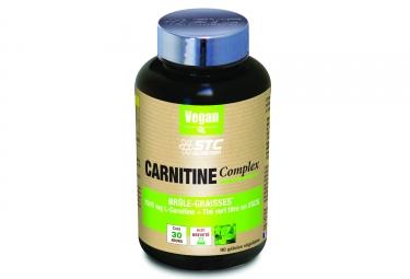 Complément Alimentaire STC Nutrition - Carnitine Complex Vegan - 90 gelules