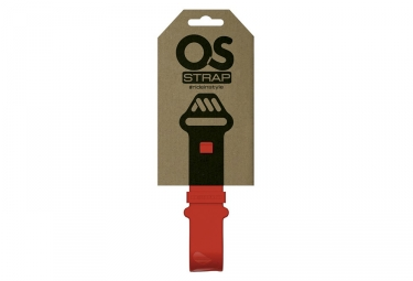 Sangle Élastique All Mountain Style OS Strap Rouge