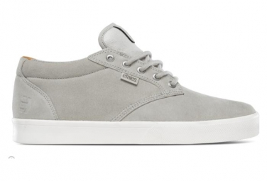 Etnies Shoes Jameson Mid Crank Stone