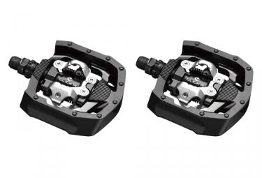 Paire de Pédales Shimano PD-MT50 Noir