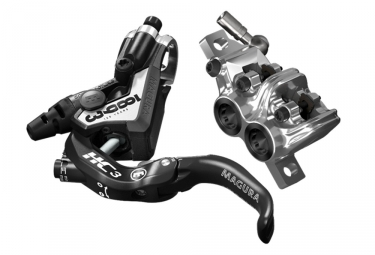 Magura MT1893 Pair of Disc Brake Limited Edition - 4 Piston - Chrome