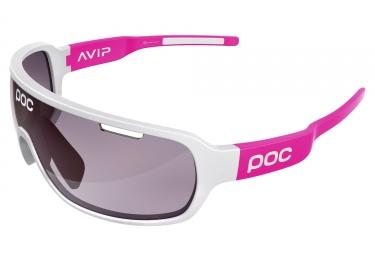 Poc lunettes do blade avip hydrogen blanc rose