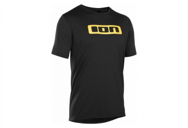 ION Seek DR T-Shirt Short Sleeves Black