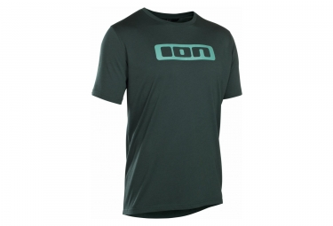ION Seek DR T-Shirt Short Sleeves Green Seek