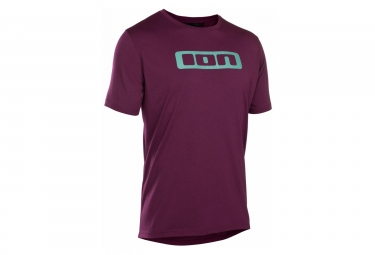 ION Seek DR T-Shirt Short Sleeves Pink Isover