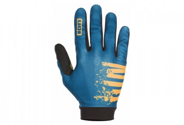 ION Scrub Long Gloves Ocean Blue