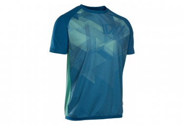 ION Traze AMP T-Shirt Short Sleeves Ocean Blue