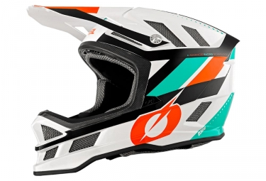 O'Neal Helmet Blade Synapse White Orange