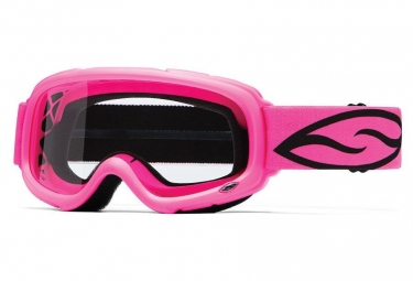 Smith Gambler MX Youth Goggle Pink