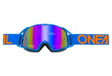 O'Neal B-20 Goggle Radium Blue / Orange