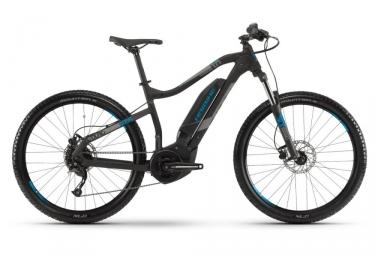 VTT Electrique Haibike Sduro HardSeven 1.0 27.5'' Shimano Altus 9V 2019 Noir Bleu