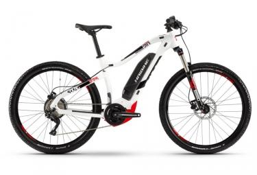 VTT Electrique Haibike Sduro HardSeven 2.0 27.5'' Shimano Deore 10V 2019 Blanc