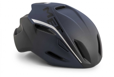Met Manta Aero Helmet Shaded Deep Blue
