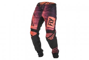 Pantalon Enfant Fly Racing Kinetic Noiz Rouge / Noir