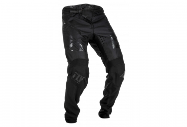 Pantalon enfant fly racing kinetic shield noir 26