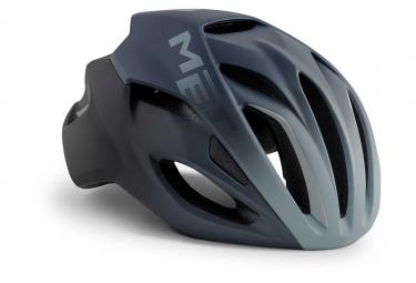 Met Rivale Helmet Shaded Blue Matt