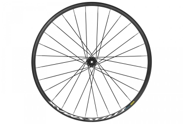 Roue avant 2019 mavic e crossmax 27 5 boost 15x110mm 6 trous noir