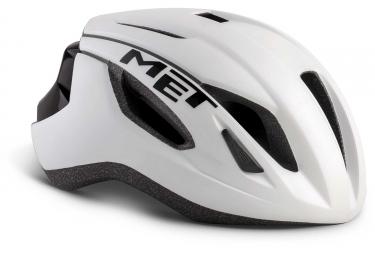 Met Strale Aero Helmet White Black Matt Glossy