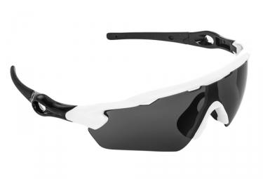 Paire de lunettes neatt nea00277 blanc noir 3 ecrans