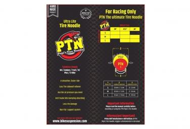 Mousse Anti-Pincement Pepi's Tire Noodle Rokk 27.5'' (Paire)